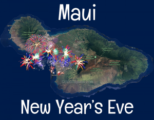 New Year's Eve Maui Kahana Beach Resort