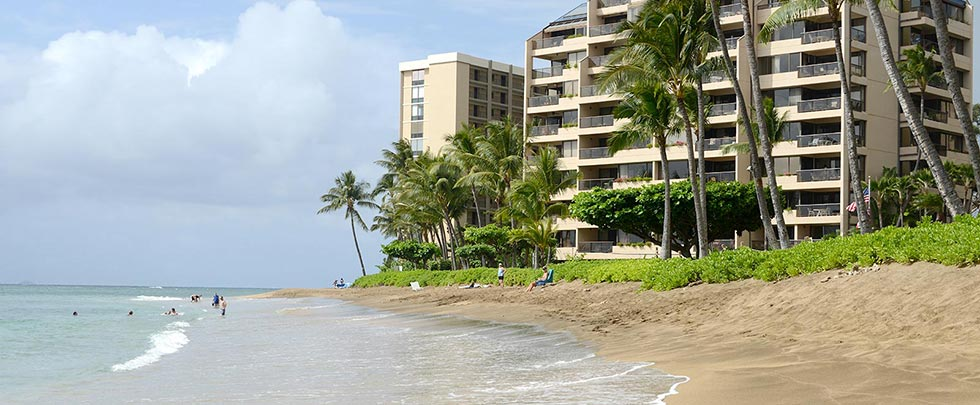 Maui vacation Sands of Kahana Resort
